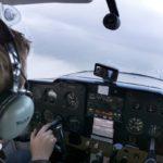 De eerste solovlucht: een verslag!